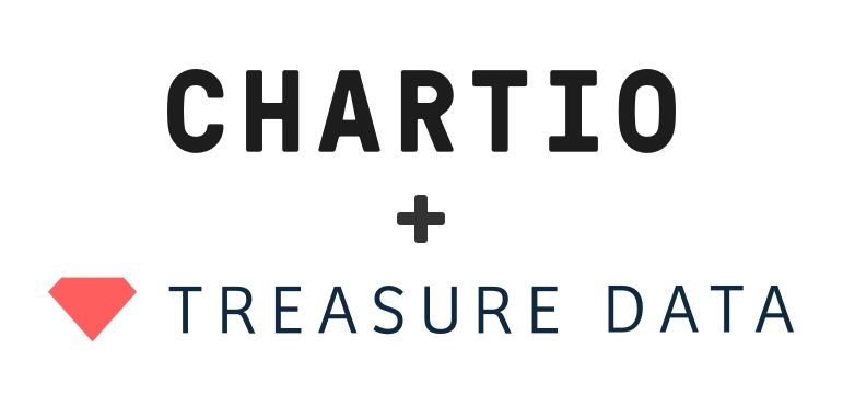 Chartio and Treasure Data