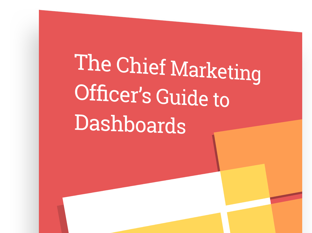 CMO guide to marketing dashboards